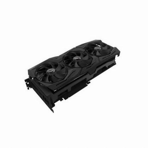 Видеокарта Asus ROG-STRIX-RTX2080TI-O11G-GAMING (Nvidia, 11 Гб, GDDR6, 352 бит, PCI-E 3.0 x 16, 2 x HDMI, 2 x
