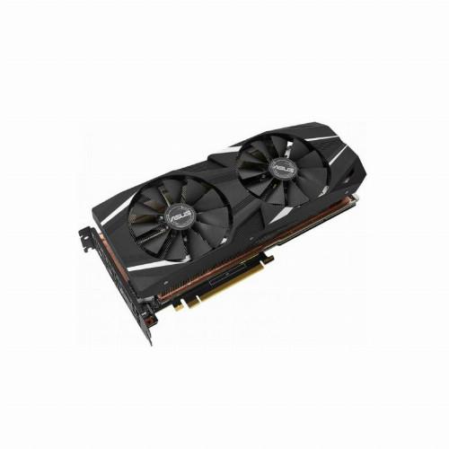 Видеокарта Asus DUAL-RTX2080TI-11G (Nvidia, 11 Гб, GDDR6, 352 бит, PCI-E 3.0 x 16, 1 x HDMI, 3 x DisplayPort,