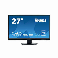 "Монитор Iiyama Pro lite X2783HSU-B3 (27"" / 68,58см, 1920 x 1080 (Full HD), MVA, 16:9, 300 кд/м2, 4 мс, 3000:1,"