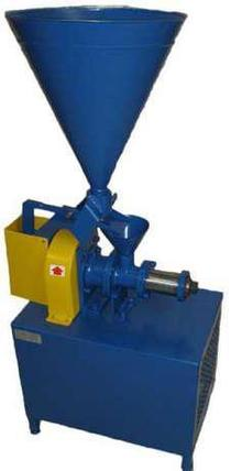 Экструдер зерновой для кормов шнековый 380 В. 6,5 кВт. КЭШ-3 45 кг/час., фото 2