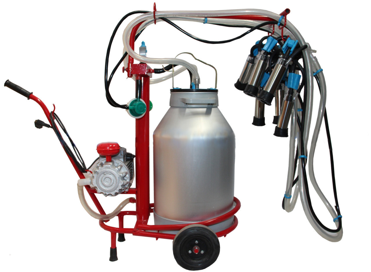 Доильный аппарат для коров Берёзка-2