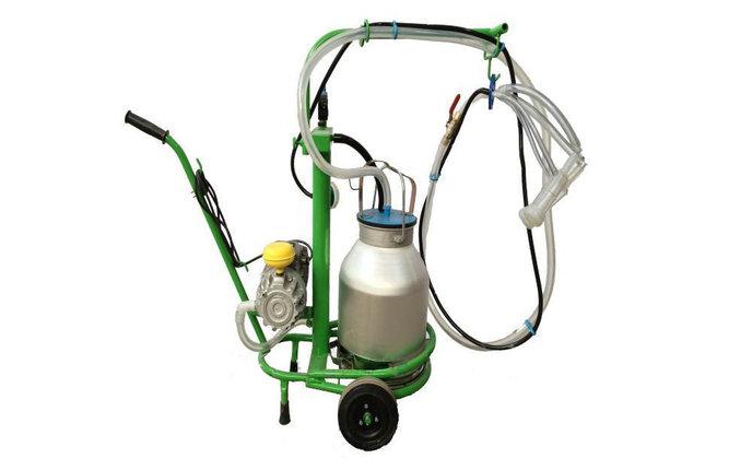 Доильный аппарат Белка-2 мини для коз , фото 2