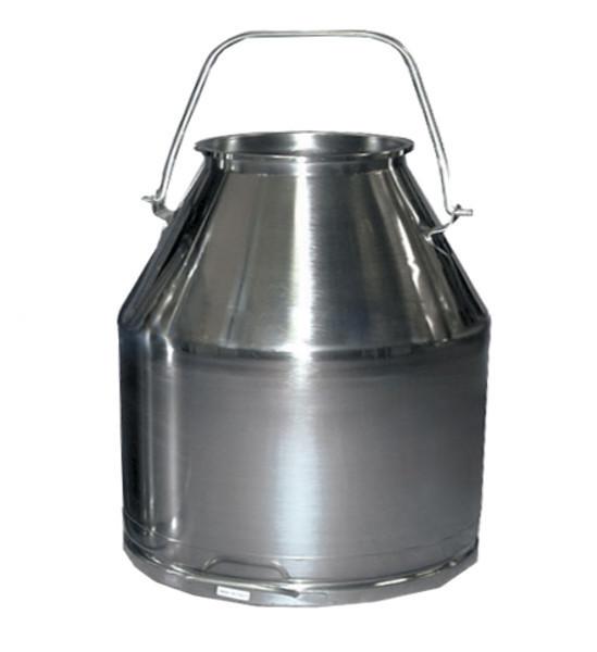 Доильное ведро нержавеющее 20 литров