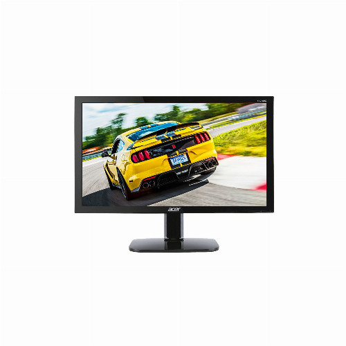 """Монитор Acer KA240HQbid (23,6"""" / 59,9см, 1920 x 1080 (Full HD), TN, 16:9, 300 кд/м2, 1 мс, 1000:1, 60 Гц, 1 x"""