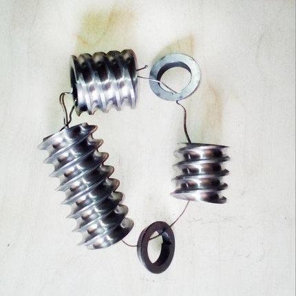 Комплект Шнеков к Экструдеру КЕШ-1 2 3 диаметр 22, фото 2