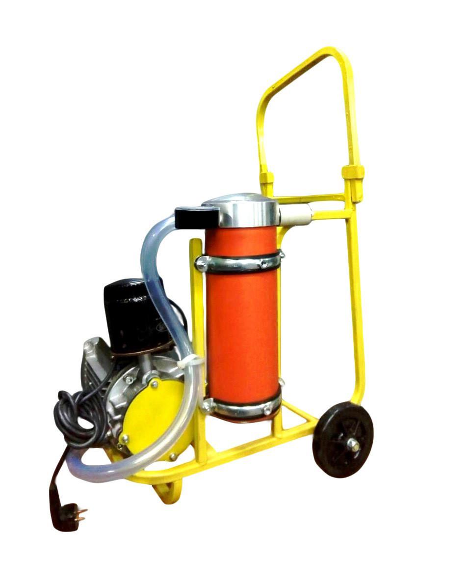 Насос роторный вакуумный для доильных аппаратов с ресивером НВР-3.6ДС