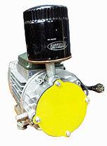 Насос роторный вакуумный для доильных аппаратов с ресивером НВР-3.6ДС, фото 3