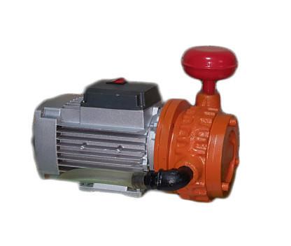 Насос вакуумный НВР-220 1500 с двигателем