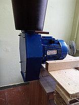 Зернодробилка Эликор 3 до 350кг зерна в час на 380В , фото 2