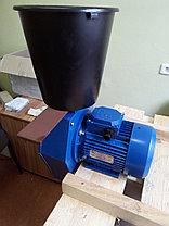 Зернодробилка Эликор 3 до 350кг зерна в час на 380В , фото 3