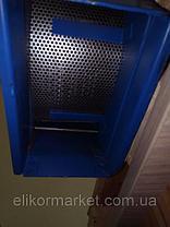 Зернодробилка Эликор 3 до 350кг зерна в час на 220В, фото 3