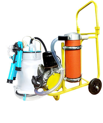 Доильный аппарат Весёлый Молочник- Стандарт для коров , фото 2