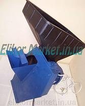 Кормоизмельчитель Эликор-1 исполнение 4 зерно корнеплоды и стебельчатый корм, фото 2