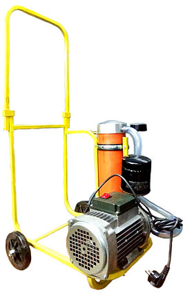 Доильная установка вакуумная для доильных аппаратов с ресивером НВР-3,6ДС, фото 2