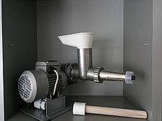 Мясорубка-Соковыжималка 2в1 бытовая Электрическая 60кг в час Мрія-1, фото 3