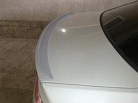 Спойлер на крышку багажника Kia Rio , фото 1