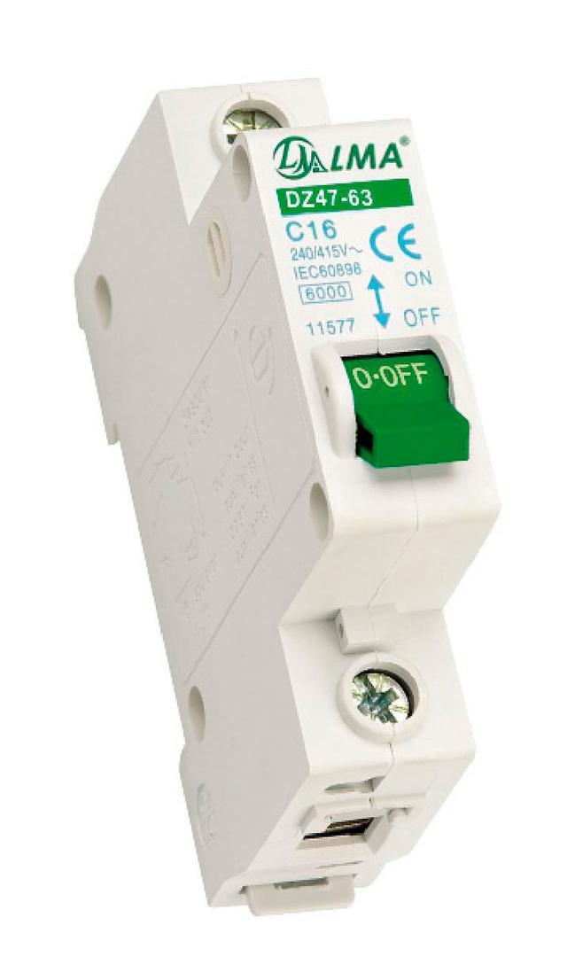 Автоматический выключатель ВА 63Л 4.5КА