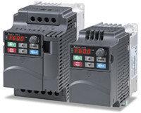Преобразователь частоты 0.4kW 220V VFD004E21P, фото 2
