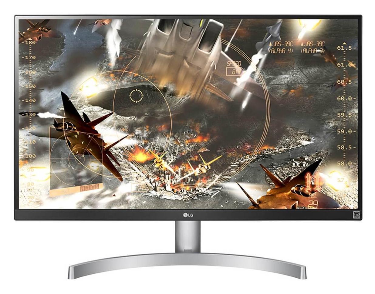Монитор LCD 27'' 16:9 3840x2160(UHD 4K) IPS