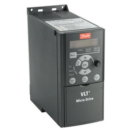 Danfoss VLT Micro Drive FC 51 1.5 кВт 220 В, фото 2
