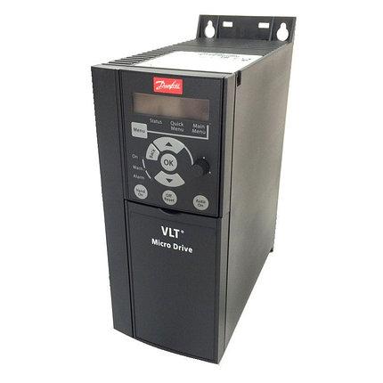 Danfoss VLT Micro Drive FC 51 2.2 кВт 220 В, фото 2