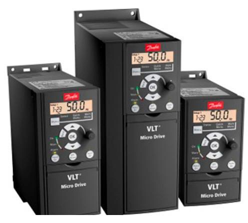 Danfoss VLT Micro Drive FC 51 4.0 кВт 380 В