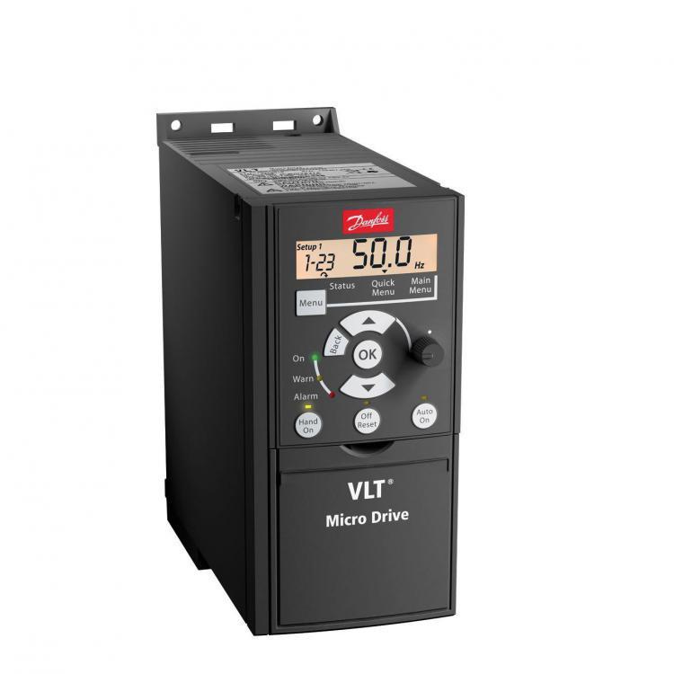Danfoss VLT Micro Drive FC 51 22.0 кВт 380 В