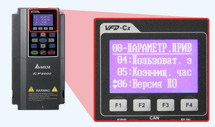 Преобразователь частоты 2.2kW 380V, фото 2