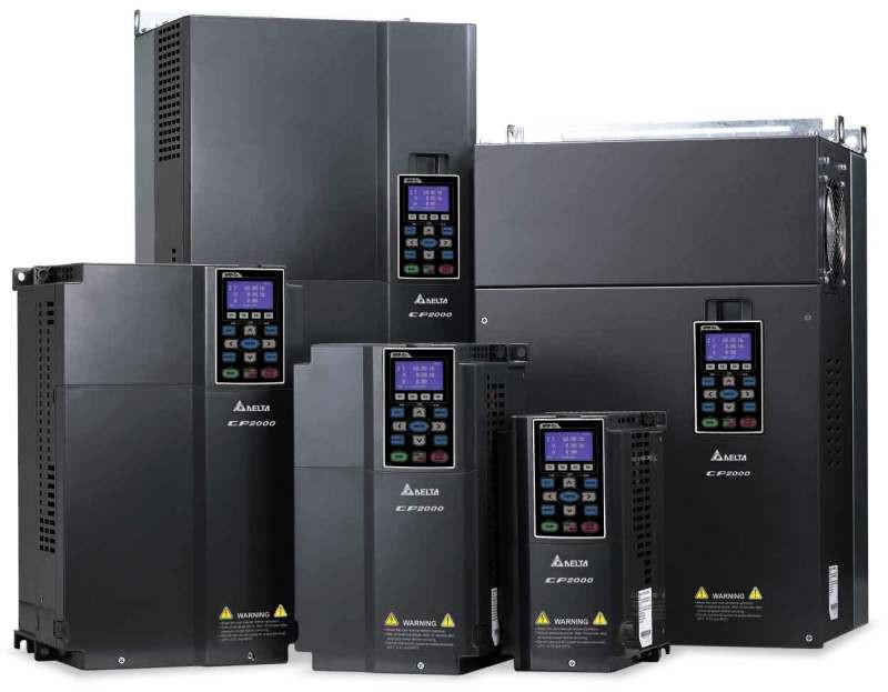 Преобразователь частоты 2,2kW 380V с РЧ-фильтром