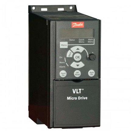 Danfoss VLT Micro Drive FC 51 0.37 кВт 220 В, фото 2