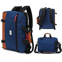 """Сумка-рюкзак для ноутбука 15,6"""" KING-LONG (KLM1340R BL), фото 3"""