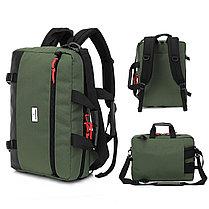 """Сумка-рюкзак для ноутбука 15,6"""" KING-LONG (KLM1340R), фото 2"""