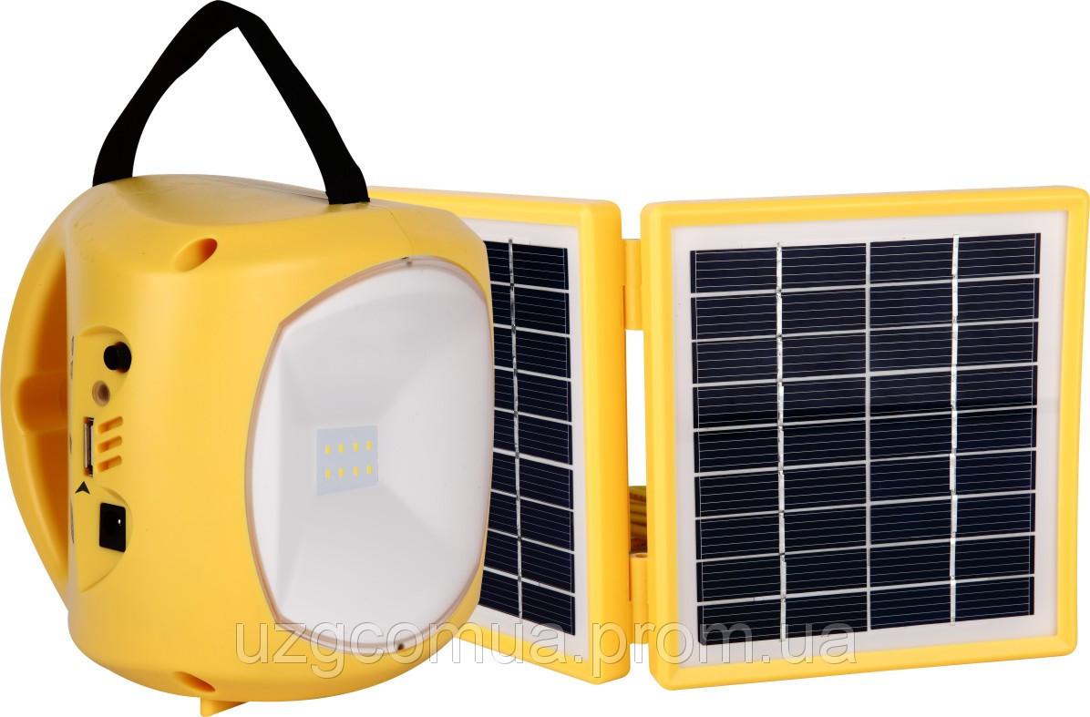 Светильник на солнечной батарее Solar Lantern PS-L061