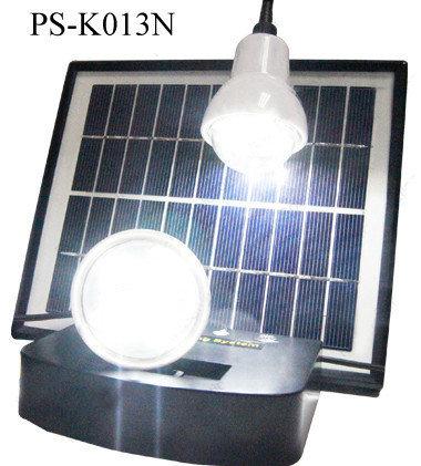Светильник на солнечной батарее 4W Solar Kit with 2 Led Lights, фото 2