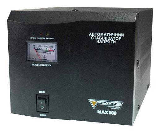 Forte MAX-500VA Стабилизатор напряжения, фото 2