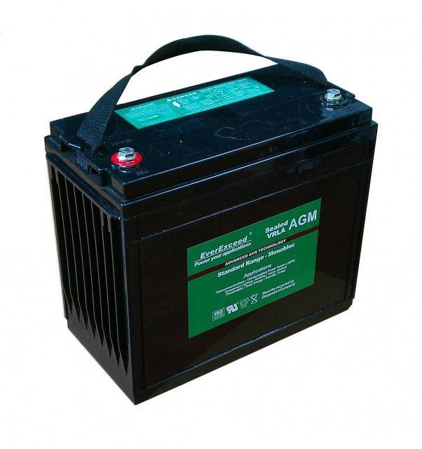 Аккумулятор AGM EverExceed ST12135 12V 152Ah