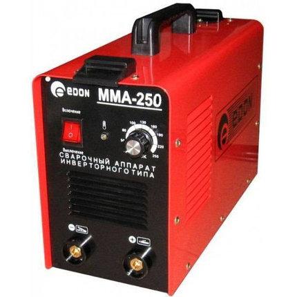 Сварочный инверторный аппарат EDON MMA-250B, фото 2
