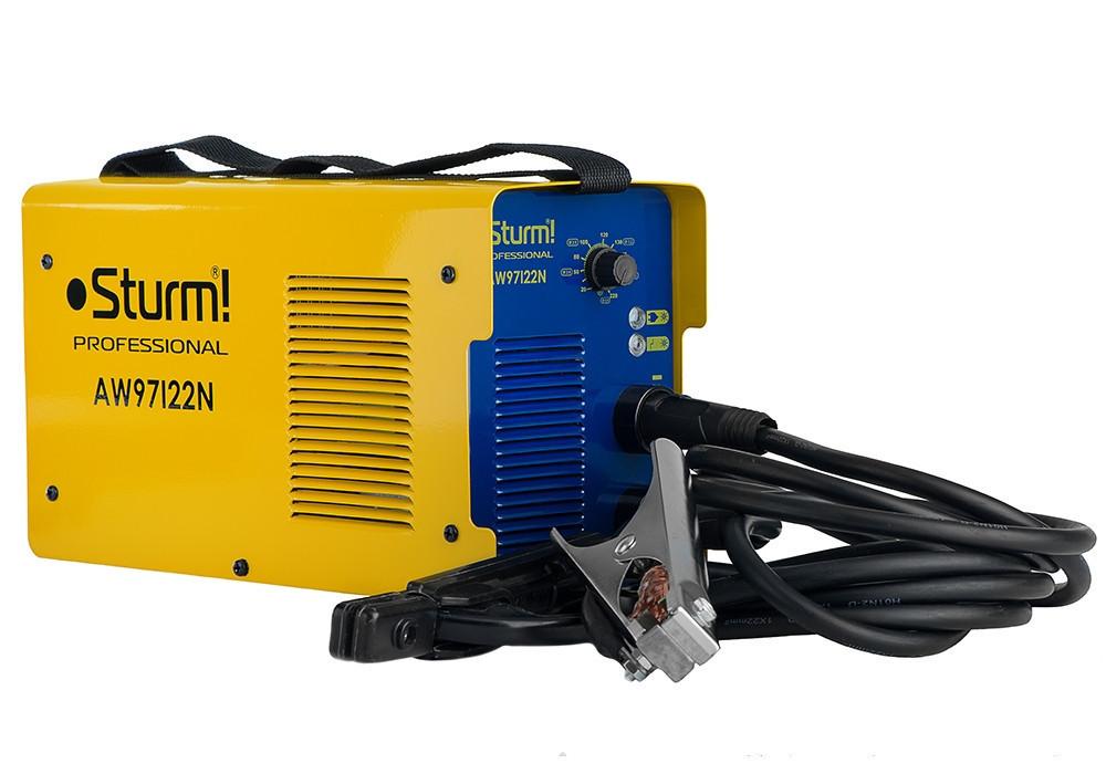 Сварочный аппарат-инвертор Sturm 220А (AW97I22N)