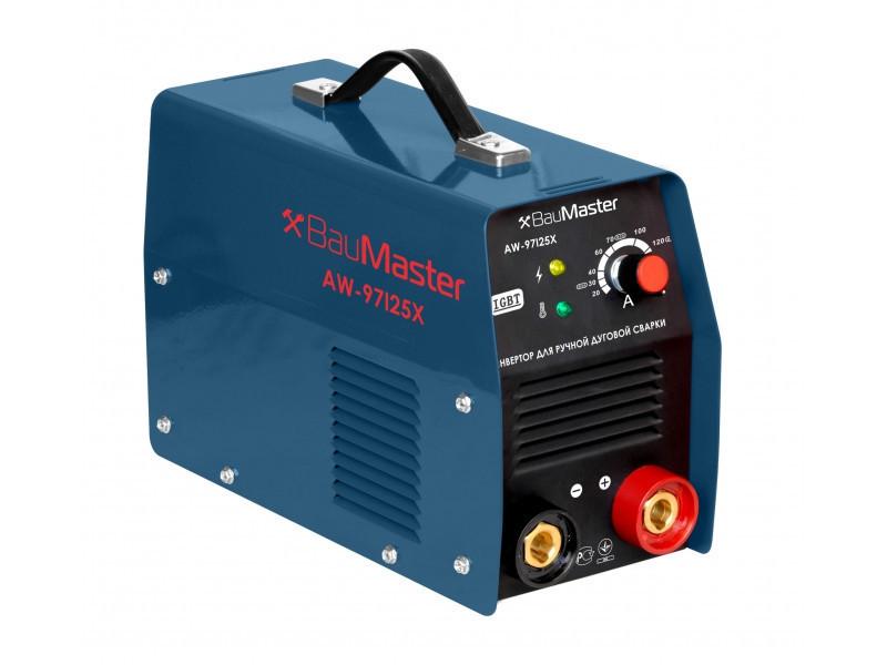 Инвертор сварочный IGBT 250А BauMaster AW-97I25X