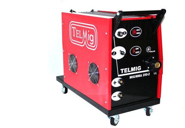 Сварочный полуавтомат ТELMIG 250A-380V (MIG-MMA), фото 2