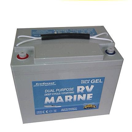 Гелевый аккумулятор EverExceed 8G24M (12V80Ah), фото 2
