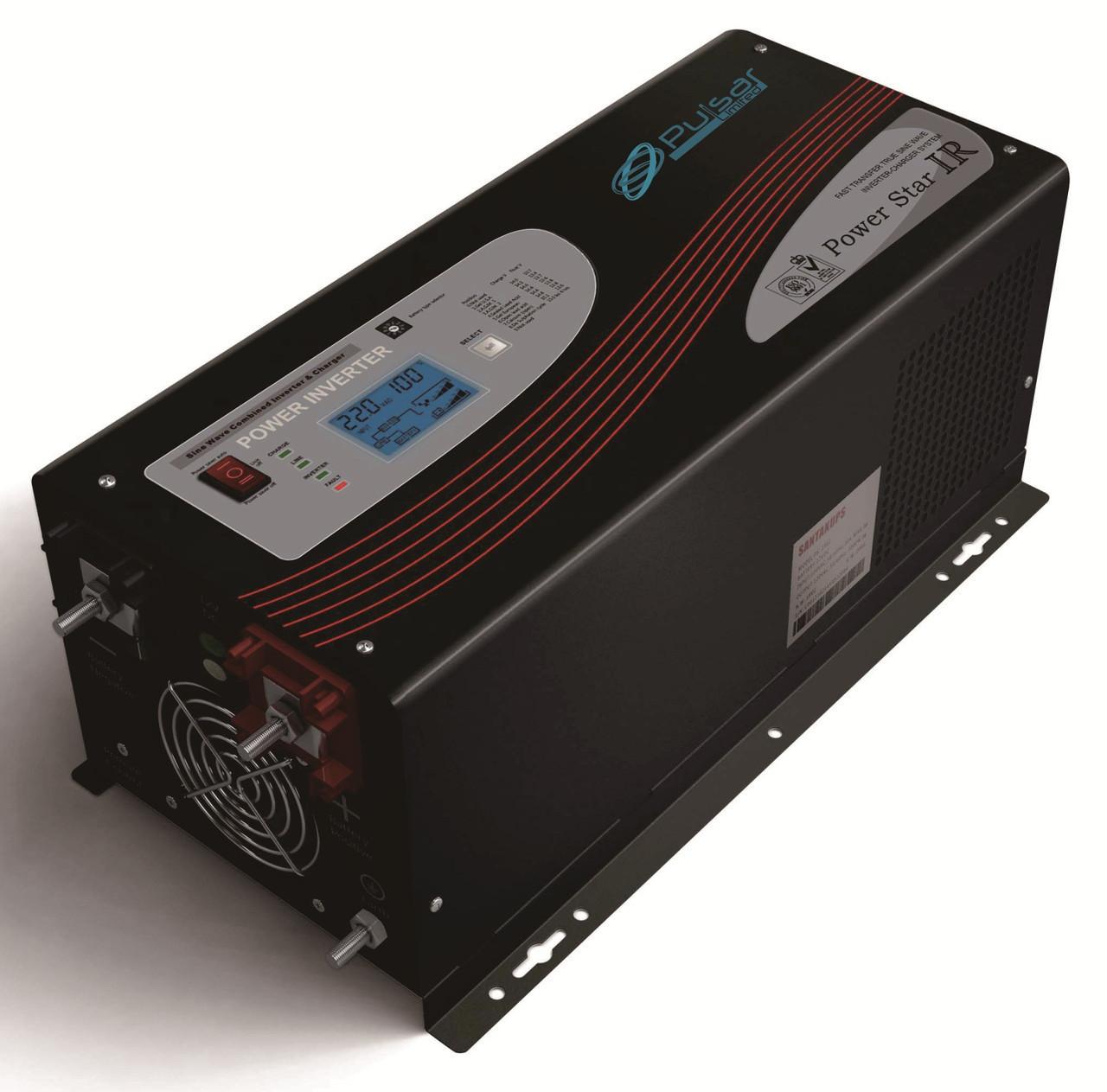 Гибридный инвертор + зарядник Pulsar IR 4048C