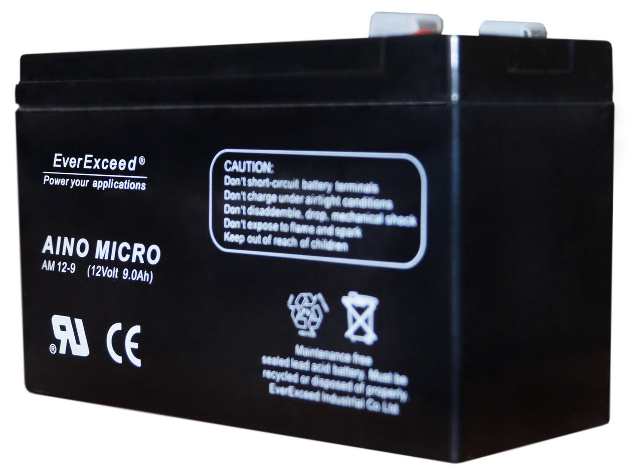Аккумулятор EverExceed Aino Micro AM 12-9.(12V-9Ah)