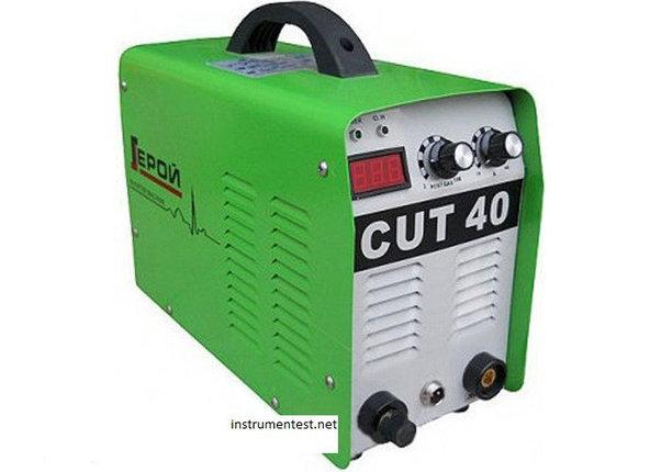 Аппарат для воздушно плазменной резки Герой Cut 40, фото 2