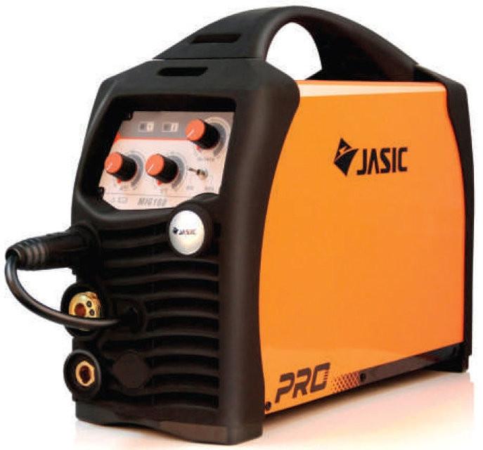 Сварочный инверторный полуавтомат JASIC MIG-160 (N219)
