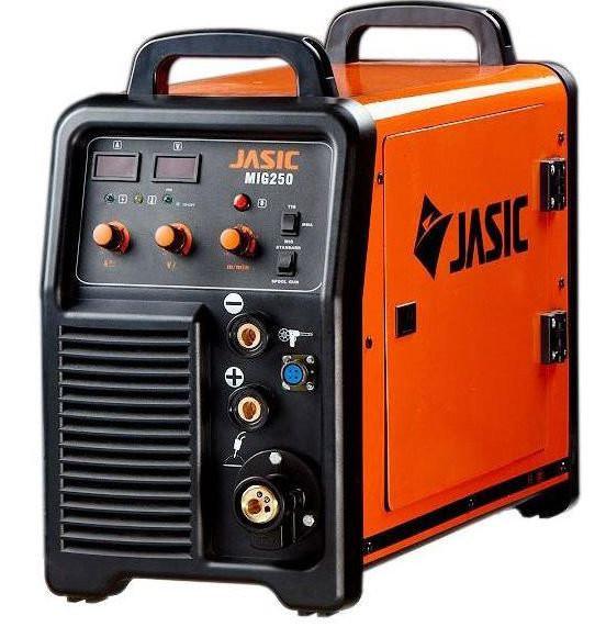 Сварочный инверторный полуавтомат JASIC MIG-250 III (N208)
