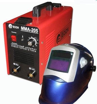 Сварочный инверторный аппарат Edon MMA-205S, фото 2