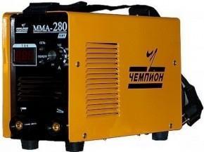 Сварочный инверторный аппарат Чемпион MMA 280S