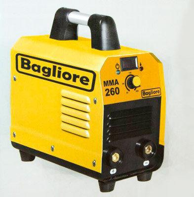 Инверторный сварочный аппарат BAGLIORE ИТАЛИЯ ММА-260, фото 2