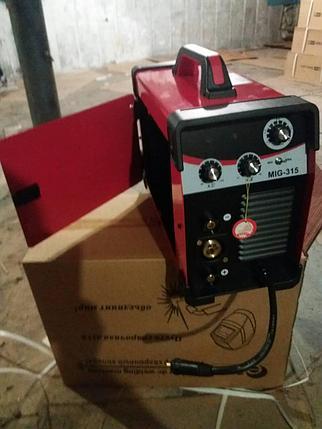 Сварочный инверторный полуавтомат Edon MIG-315, фото 2
